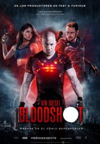 Bloodshot | Cartelera Ocine Aqua | Centro Comercial Aqua Multiespacio