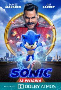 Sonic, la película | Cartelera Ocine Aqua Centro Comercial Aqua Multiespacio
