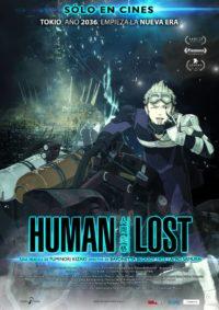 Human Lost | Cartelera Ocine Aqua Centro Comercial Aqua Multiespacio