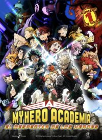 My Hero Academia. El Despertar de los Héroes | Cartelera Ocine Aqua | Centro Comercial Aqua Multiespacio