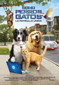 Como Perros y Gatos: La patrulla unida   Cartelera Ocine Aqua   Centro Comercial Aqua Multiespacio
