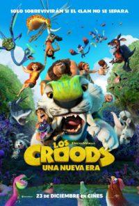 Los Croods: Una nueva era | Cartelera Ocine Aqua | Centro Comercial Aqua Multiespacio