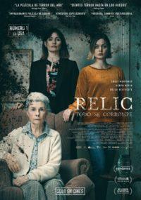 Relic | Cartelera Ocine Aqua | Centro Comercial Aqua Multiespacio