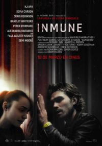 Inmune | Cartelera Ocine Aqua Centro Comercial Aqua Multiespacio