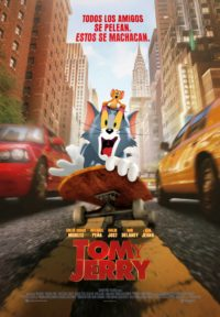 Tom y Jerry | Cartelera Ocine Aqua Centro Comercial Aqua Multiespacio