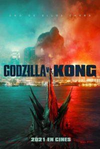Godzilla vs. Kong | Cartelera Ocine Aqua | Centro Comercial Aqua Multiespacio