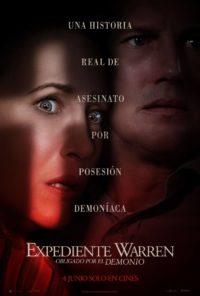 Expediente Warren: Obligado por el Demonio | Cartelera Ocine Aqua Centro Comercial Aqua Multiespacio