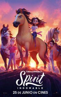 Spirit – Indomable | Cartelera Ocine Aqua | Centro Comercial Aqua Multiespacio