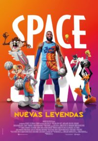 Space Jam: Nuevas Leyendas | Cartelera Ocine Aqua | Centro Comercial Aqua Multiespacio