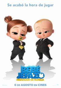 El Bebé Jefazo: Negocios de Familia | Cartelera Ocine Aqua Centro Comercial Aqua Multiespacio