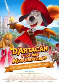 D'Artacan y los Tres Mosqueperros | Cartelera Ocine Aqua Centro Comercial Aqua Multiespacio