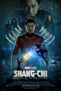 Shang-Chi y la Leyenda de los Diez Anillos   Cartelera Ocine Aqua   Centro Comercial Aqua Multiespacio