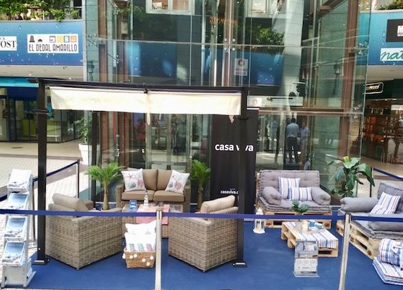 Exposición y sorteo de Casa Viva en Aqua Multiespacio