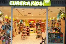 Eurekakids | Centro Comercial Aqua Multiespacio