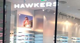 Hawkers | Centro Comercial Aqua Multiespacio
