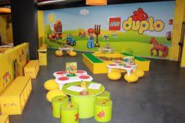 LEGO Fun Factory | Centro Comercial Aqua Multiespacio