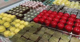 Papua chocolates | Centro Comercial Aqua Multiespacio