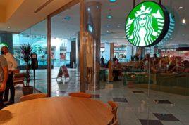 Starbucks   Centro Comercial Aqua Multiespacio