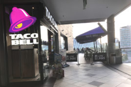 Taco Bell | Centro Comercial Aqua Multiespacio