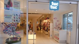Tuc Tuc | Centro Comercial Aqua Multiespacio