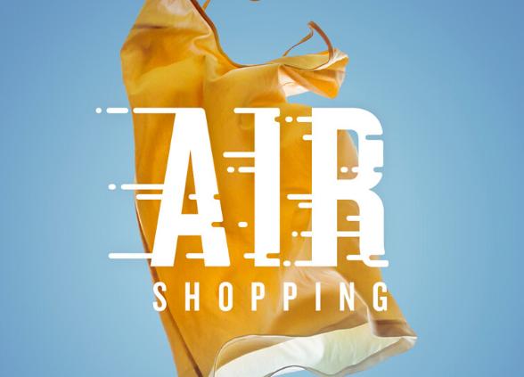 air shopping