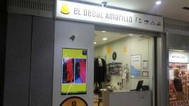 El dedal amarillo | Centro Comercial Aqua Multiespacio