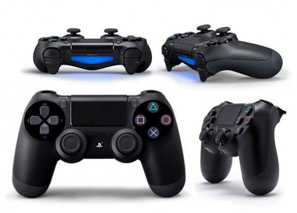 Dual shock 4 de PlayStation - Sony