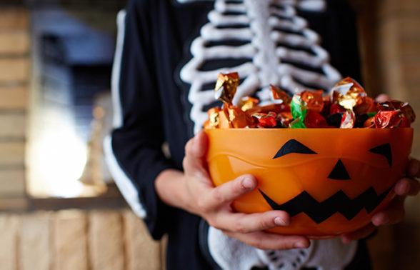 halloween de miedo