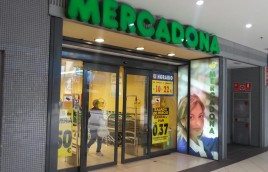 Mercadona | Centro Comercial Aqua Multiespacio