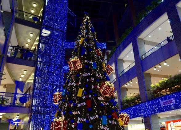 Navidad en Aqua Multiespacio 2018