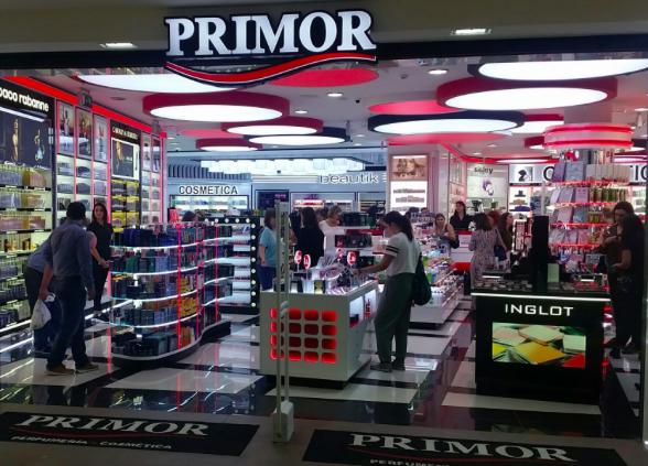 Perfumerías Primor en AQUA Multiespacio