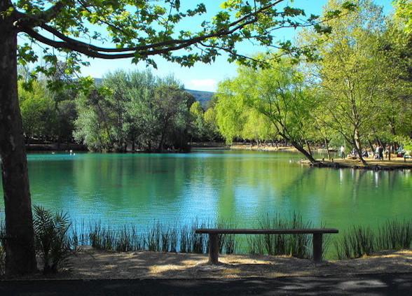 piscinas naturales en Valencia