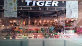 Flying Tiger | Centro Comercial Aqua Multiespacio