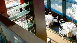 Restaurante Vertical | Centro Comercial Aqua Multiespacio
